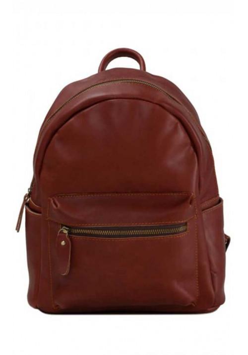Кожаный модный рюкзак  Tiding Bag