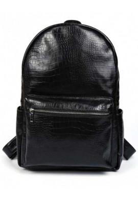 Фото Кожаный рюкзак рептилия Tiding Bag