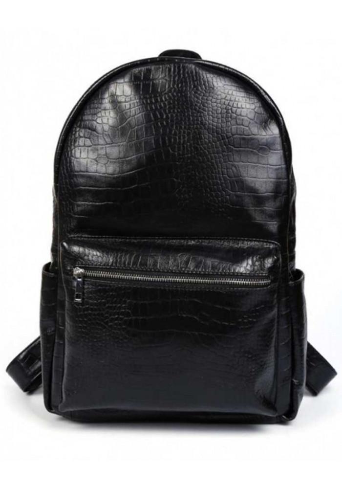 Кожаный рюкзак рептилия  Tiding Bag