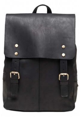 Фото Кожаный городской рюкзак Tiding Bag