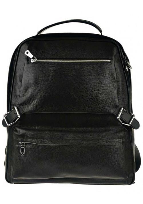 Кожаный рюкзак комбинированный Tiding Bag