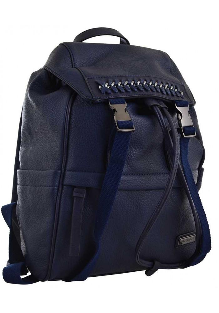 Синий молодежный рюкзак YES Weekend YW-12