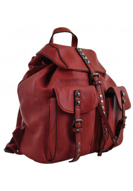 Фото Кирпичный молодежный рюкзак YES Weekend YW-13