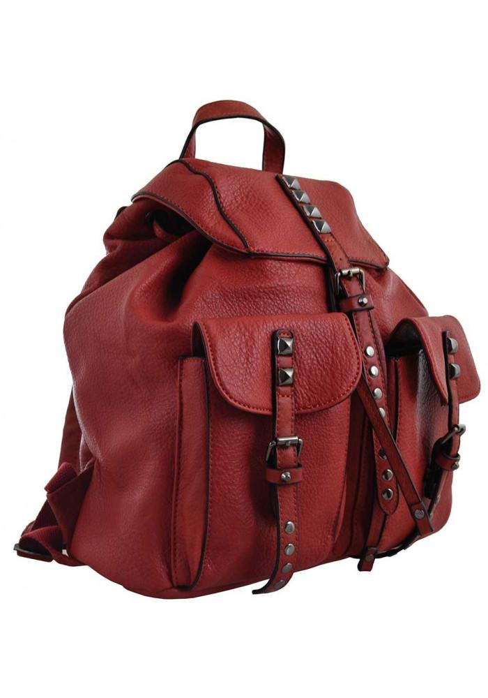 Кирпичный молодежный рюкзак YES Weekend YW-13