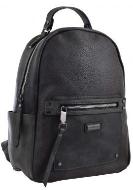 Фото Темно-серый молодежный рюкзак YES Weekend YW-14