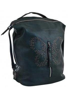 Фото Зеленый молодежный рюкзак YES Weekend YW-17