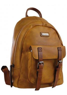 Фото Горчичный молодежный рюкзак YES Weekend YW-18