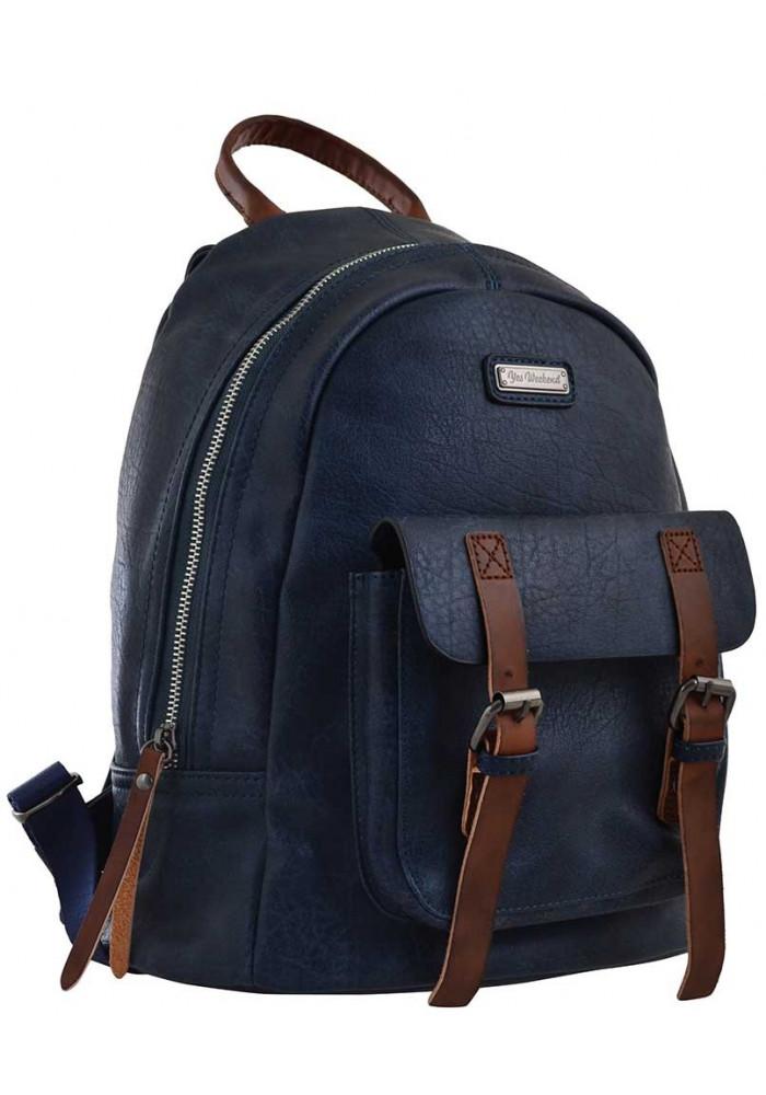 Синий молодежный рюкзак YES Weekend YW-18