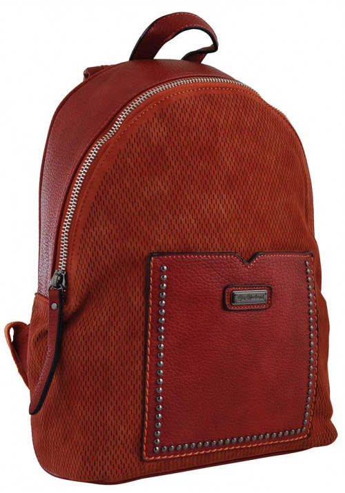 Кирпичный молодежный рюкзак YES Weekend YW-19