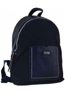 Фото Синий молодежный рюкзак YES Weekend YW-19