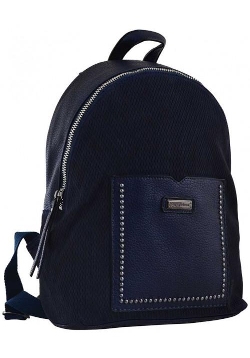 Синий молодежный рюкзак YES Weekend YW-19