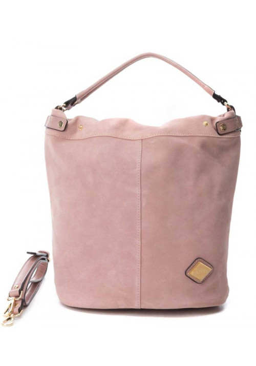 Женская сумка из натуральной замши CARMELA 85908