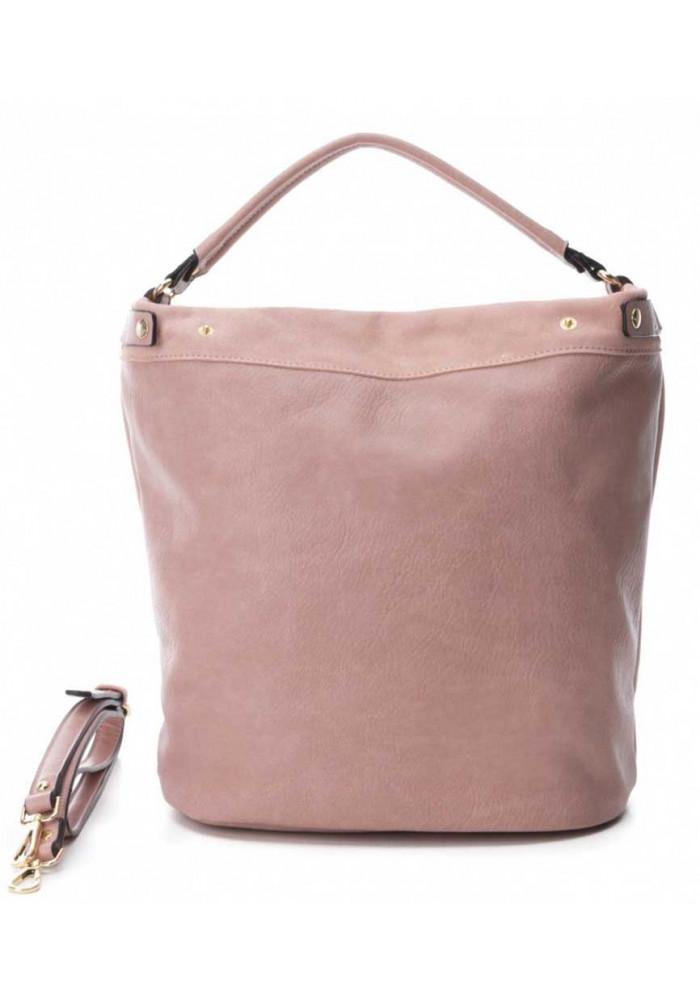 69179789926f ... Женская сумка из натуральной замши CARMELA 85908, фото №2 - интернет  магазин stunner.