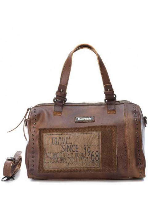 Женская сумка из экокожи Refresh 83164