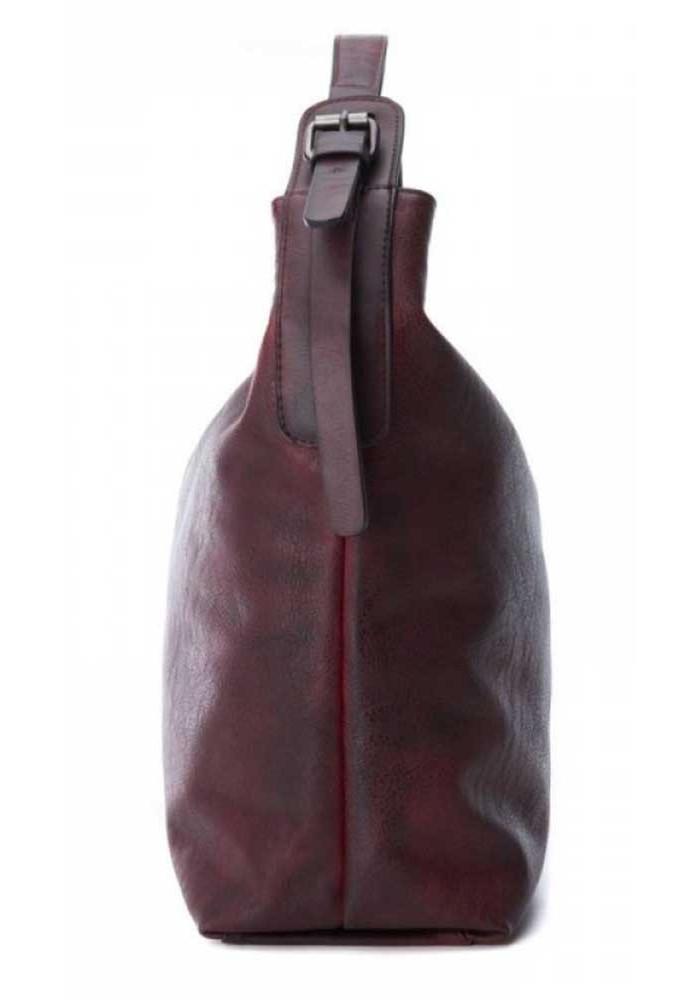 430f325a67af Бордовая женская сумка из экокожи Refresh 83170, фото №3 - интернет магазин  stunner.