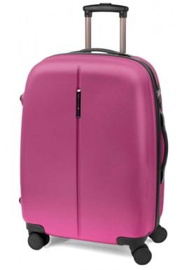 Фото Яркий чемодан на колесиках Gabol Paradise M Fuchsia