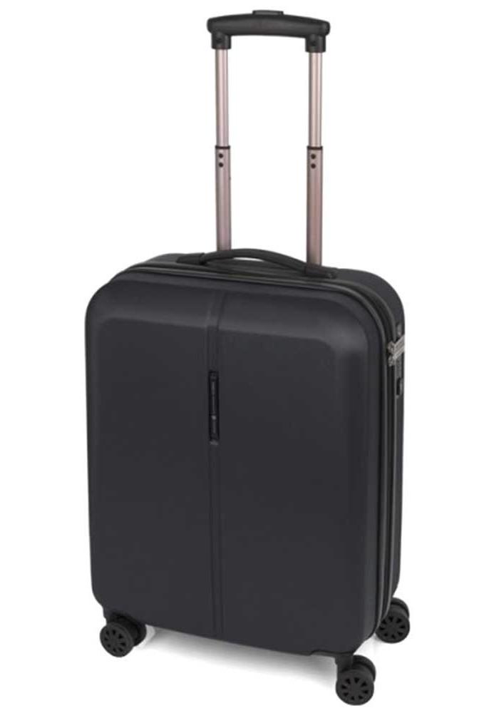 Черный чемодан ручная кладь Gabol Paradise S Black