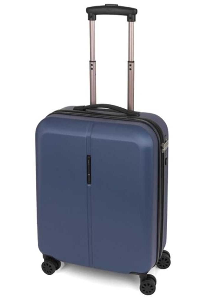 Синий чемодан ручная кладь Gabol Paradise S Blue