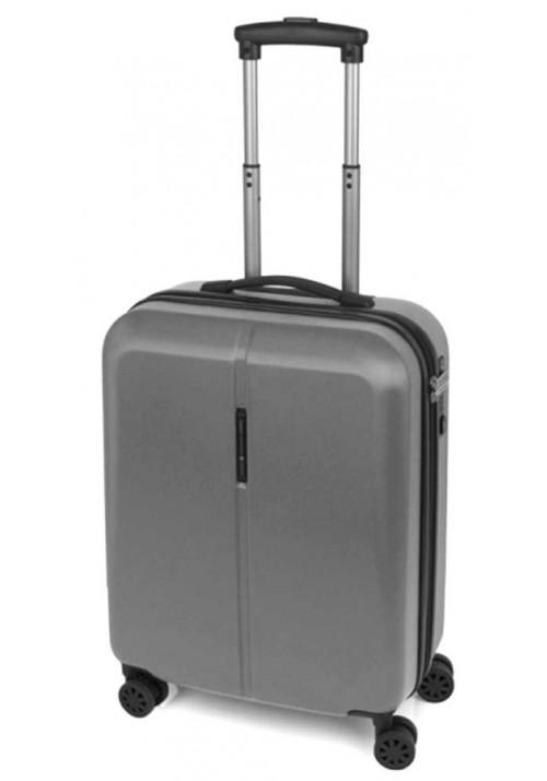 Серый мини чемодан Gabol Paradise S Grey