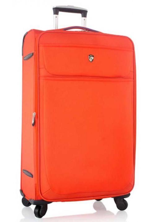 Оранжевый чемодан на колесах Heys Argus L Orange