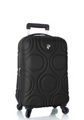Фото Маленький чемодан в самолет Heys EcoOrbis S Black