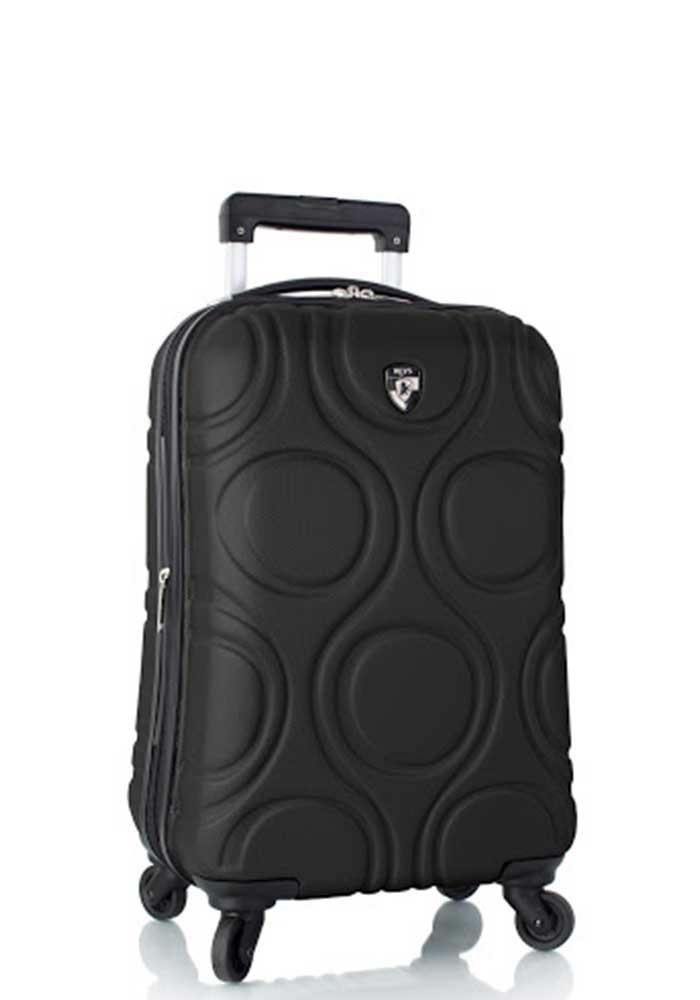 Маленький чемодан в самолет Heys EcoOrbis S Black