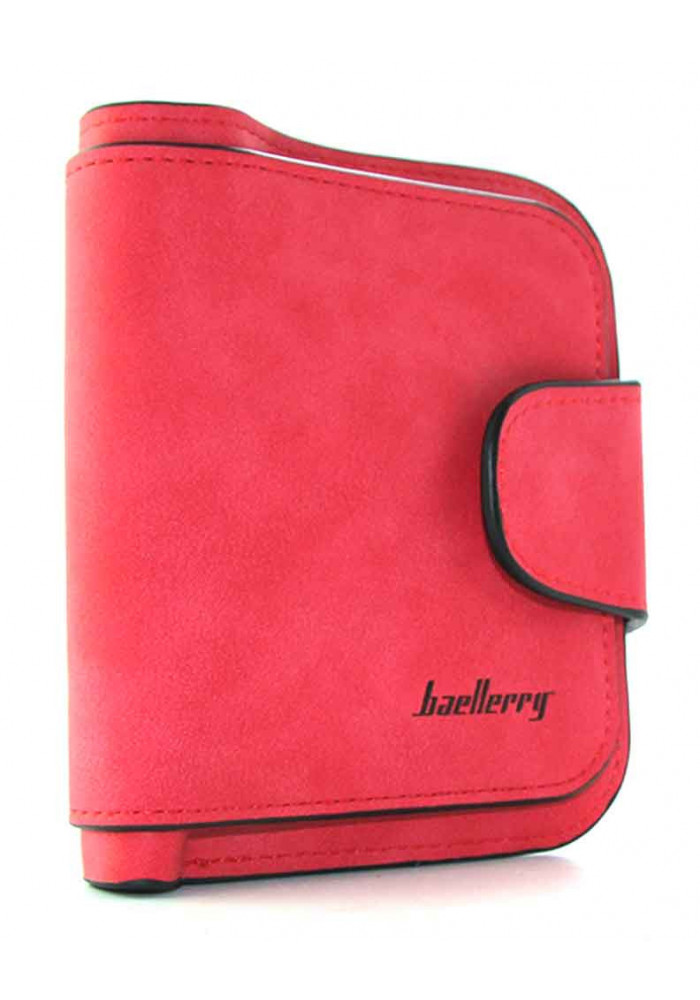 Женский красный кошелек Baellerry 847
