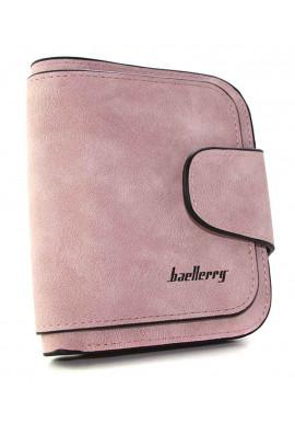 Фото Женский розовый кошелек Baellerry 847
