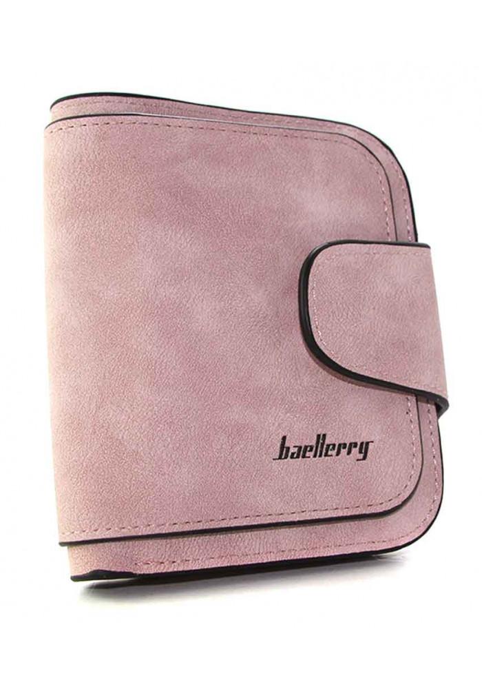 Женский розовый кошелек Baellerry 847