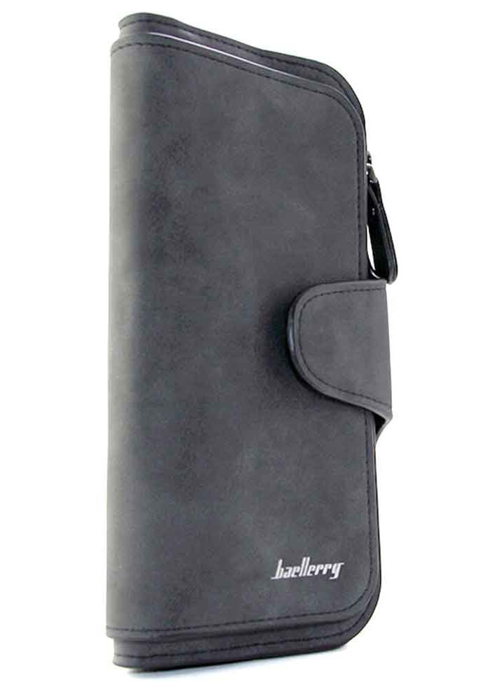 Черный женский кошелек Baellerry 843