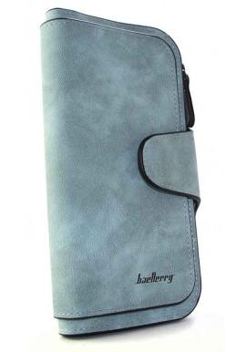 Фото Синий женский кошелек Baellerry 843