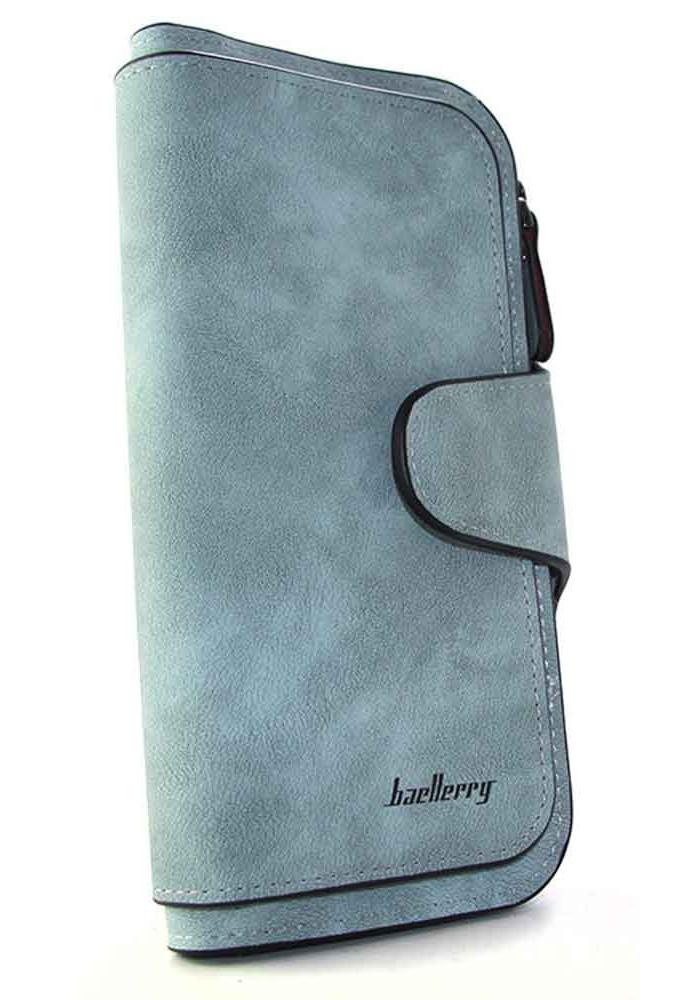 Синий женский кошелек Baellerry 843