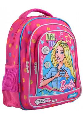 """Фото Школьный рюкзак 1 Вересня S-22 """"Barbie"""""""