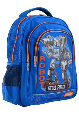 """Фото Ранец для школы 1 Вересня S-22 """"Steel Force"""""""