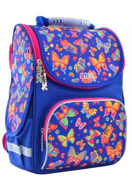 Фото Школьный рюкзак с бабочками SMART PG-11 Butterfly dance