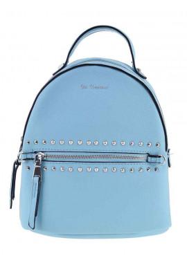 Фото Женский голубой рюкзак мини YES YW-47 Benito