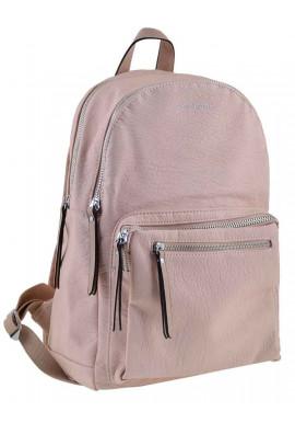 Фото Женский пудровый рюкзак с двумя отделениями YES YW-42 Adagio