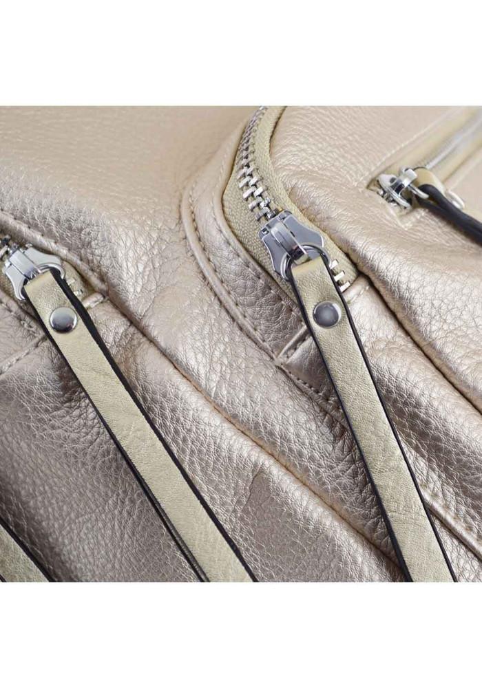 7fb545c66f2f ... Рюкзак женский золотистый YES YW-43 Jasmine, фото №6 - интернет магазин  stunner ...