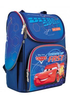 Фото Школьный рюкзак для первоклассника 1 Вересня H-11 Cars