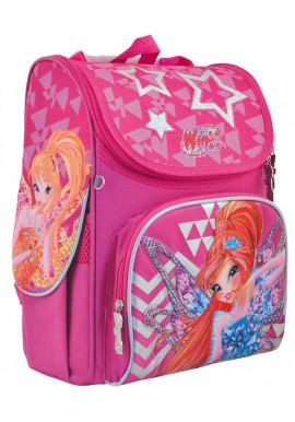 Фото Школьный рюкзак для первого класса 1 Вересня H-11 Winx