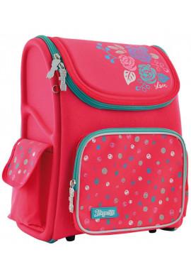 Фото Школьный рюкзак Премиум класса 1 Вересня H-17 Lovely roses