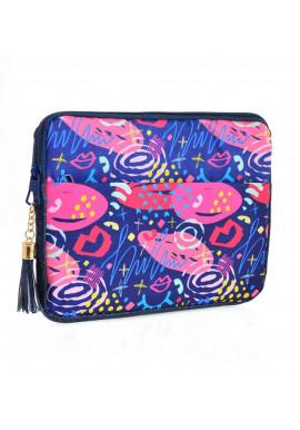Фото Разноцветный чехол для планшета YES Graffiti