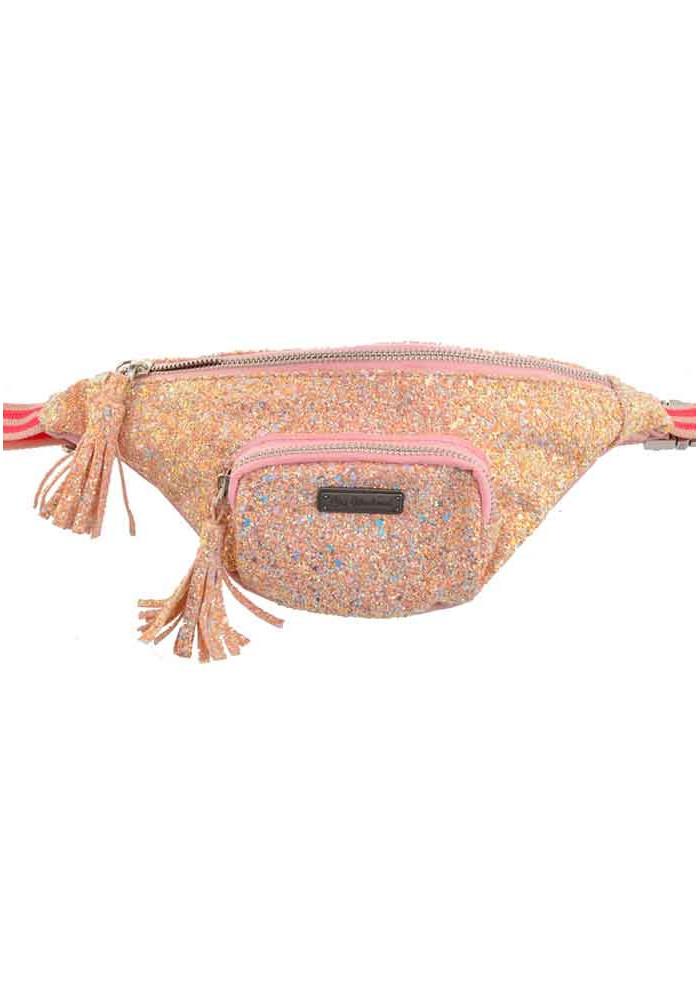 Поясная сумка для девушки YW-26 Glamor Rainbow