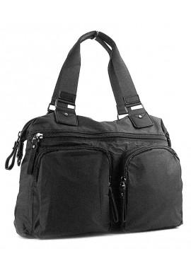 Фото Дорожная сумка 9119 черная