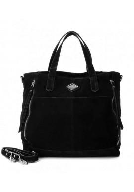 Фото Женская сумка Carmela 85881 черная