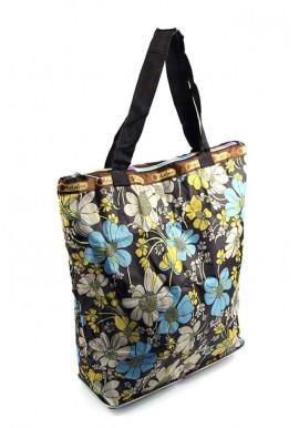 Фото Легкая пляжная женская сумка 9801-4