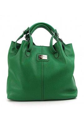 Фото Женская сумка кожаная Viladi 043 Green