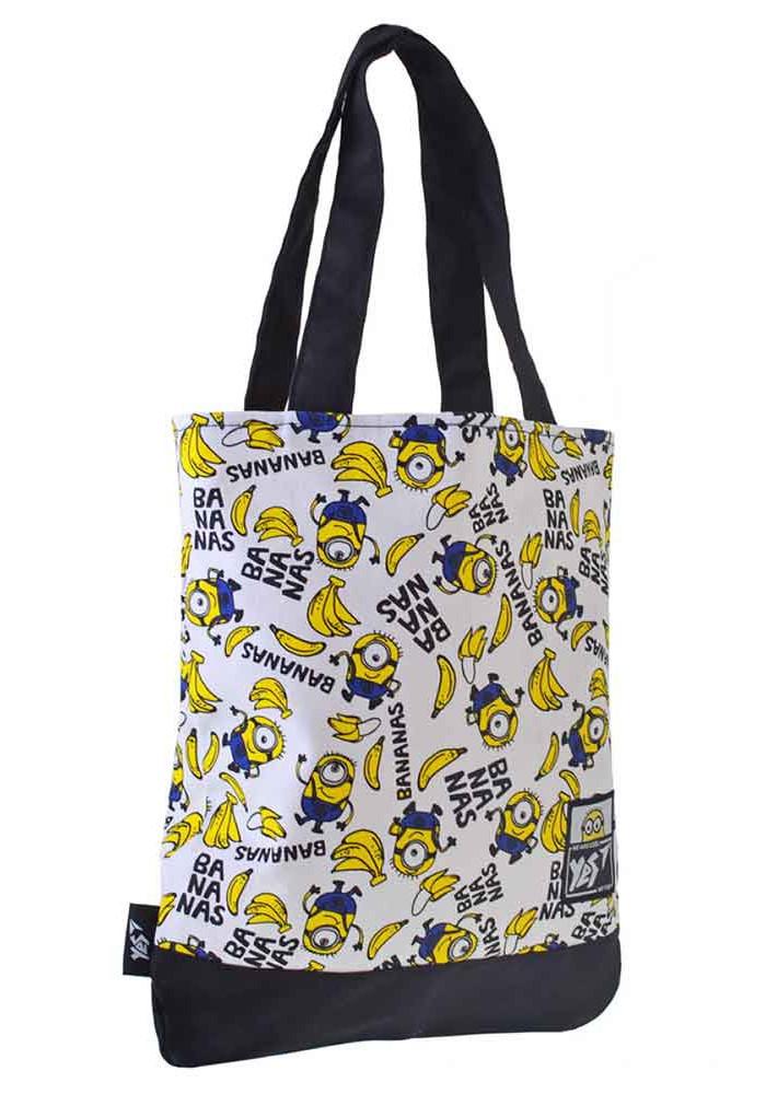 Фото Женская сумка из ткани YES TB-20 Minions