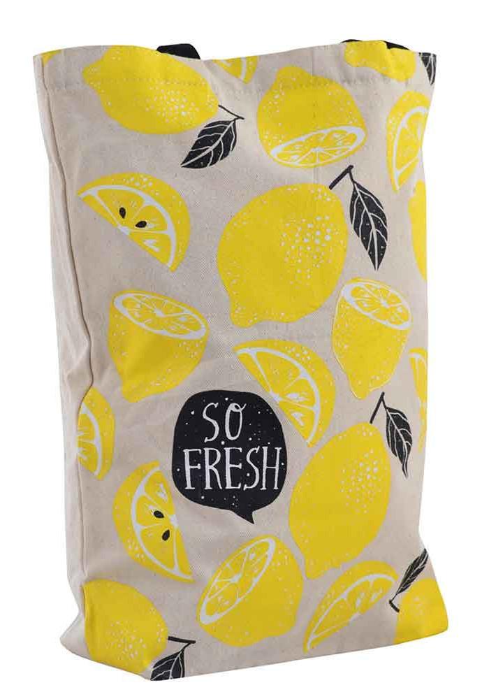 Женская сумка из ткани YES TB-20 Citrus