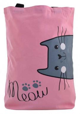 Фото Женская тканевая сумка YES TB-20 Meow